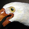 Drift Wood Hand Carved Eagle