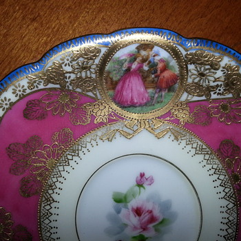 I'll try to update the photos tomorrow - China and Dinnerware