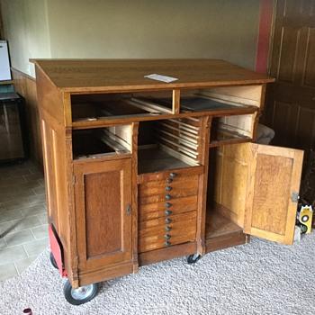 My unidentified - Furniture