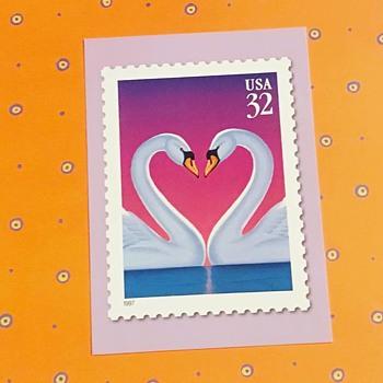 25 Year Postal Anniversary Postcards - Postcards