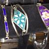 Alpaca (Mexican) Silver Bracelets (and Earrings)