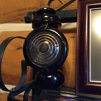 Model T Ford side light