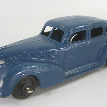 Dinky Chrysler - Model Cars