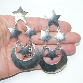 Taxco Mexico Earrings - Fine Jewelry