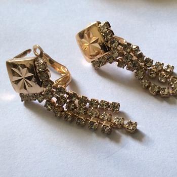 Old earrings