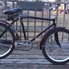 "1930s ""AMERICAN"" BICYCLE MADE BY AMERICAN NATIONAL CO. OHIO 20 INCH CHILDS BICYCLE"