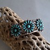 Turquoise Zuni? cuff  and ring from India