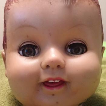 Schoen & Yondorf ? Doll Head