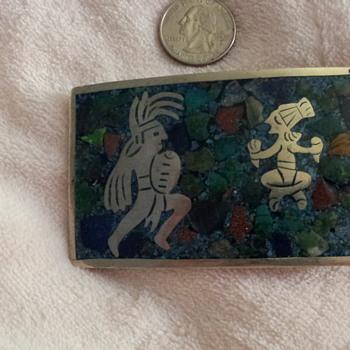 My Dad's Belt Buckle - Accessories