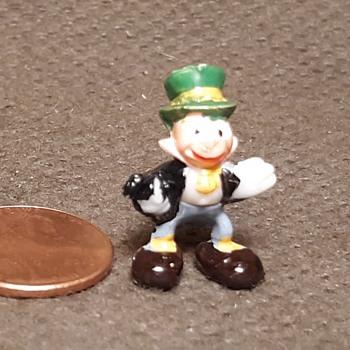 Marx Disneykins Jiminy Cricket 1961 - Advertising