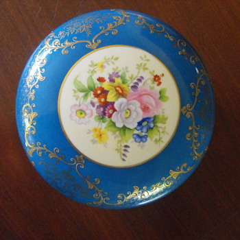 Nanny's Beautiful Covered Bowl - China and Dinnerware