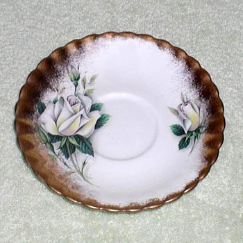 """Royal Albert"" Bone China Saucer - China and Dinnerware"