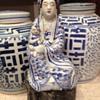 Oriental figurine