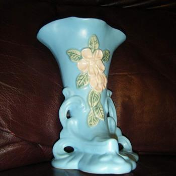 Art pottery vase ID? - Pottery