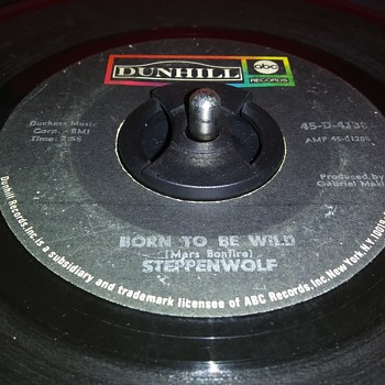 45 RPM SINGLE....#28 - Records