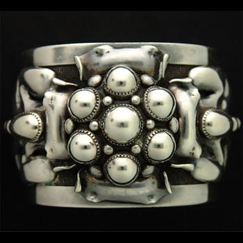 Frank Patania Senior (1899-1964)  American Master - Fine Jewelry