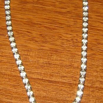 Costume Necklace - Costume Jewelry