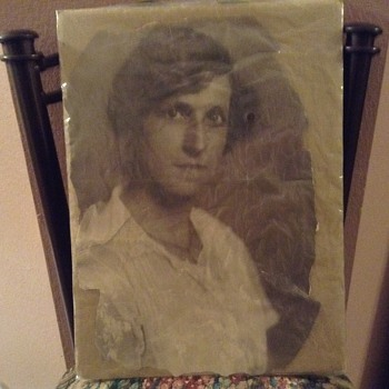 Picture of my Grandmother  - Photographs