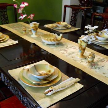 Noritake Dinnerware set_120 pieces  - Asian