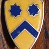 2nd Cavalry  Division WW2 DUI
