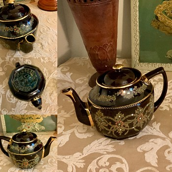 Need a maker for this MADE IN ENGLAND teapot.  No makers mark Thank you in Advance! - China and Dinnerware