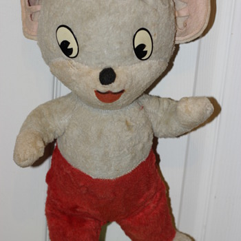 HERMAN THE MOUSE? - Dolls
