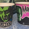 1960's Monster Popcorn Buckets !!!