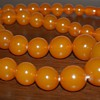 Vintage Necklace - Bakelite???
