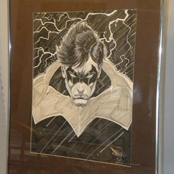 Teen Titan Robin - Fine Art