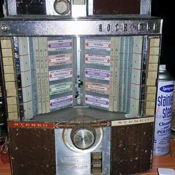 Wallboxes for jukebox - Coin Operated