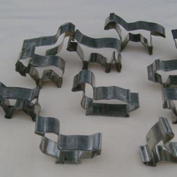 Metal Cookie Cutters