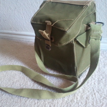 British ww 2 bag - Military and Wartime