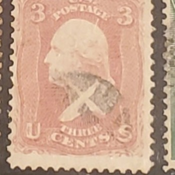 Antique/ vintage stamps - Stamps