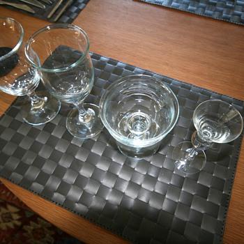Holmegaard glass ware - Glassware
