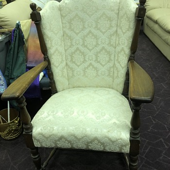 How old are these? - Furniture