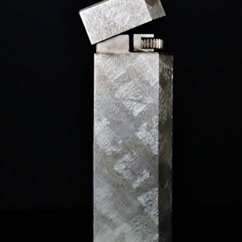 "CARTIER-FRANCE  ""VINTAGE LIGHTER "" - Tobacciana"