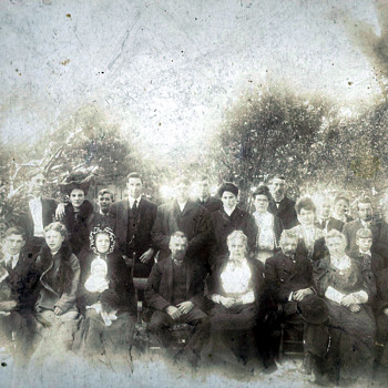 Identifying Old Photos - Photographs