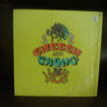 CHEECH AND CHONG LP - Records