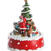 Mechanical Christmas music box ...
