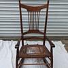Vicksburg, Ms rocking chair find