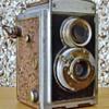 Twin lens camera