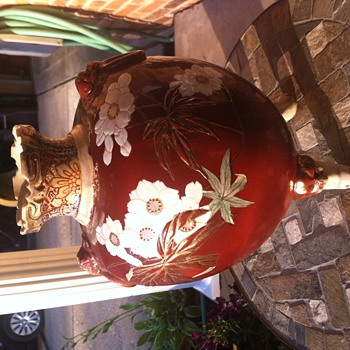 pretty little vase - Pottery