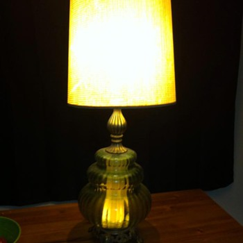 Anyone know the make and year of this lamp?