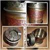 1930's india made ashtray/cigarette box