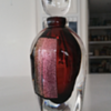 Anne Clifton Art glass perfume bottle