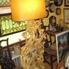 Mid-century floor lamp.