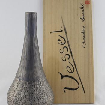 Vessel by Masahiro Nick Sasaki - Art Glass