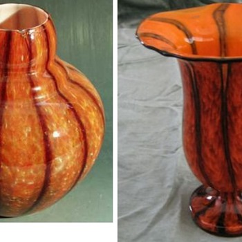 Kralik Vrs Welz - Art Glass