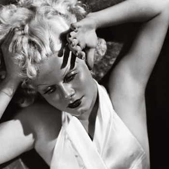 Jean Harlow by George Hurrell  signed by Hurrell - Photographs