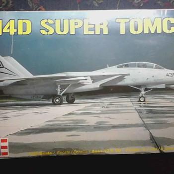 F-14D SUPER TOMCAT  - Toys